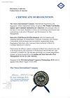 2000/2002 Reconhecimento Internacional na área de Controle de Pragas (San Diego - EUA)