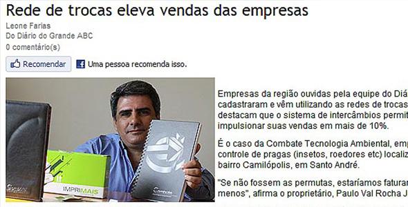 Diário do Grande ABC Agosto 2010
